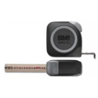 BMI – Mètre à rouleau – 411 Vario INOX – 8 m