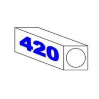 Papier pour traceur – «résistante à l'eau» – 120 gm2 – 420 mm x 35 m