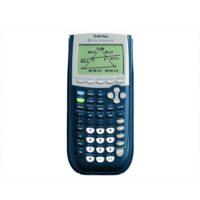 TI – Calculatrice graphique – TI 84 plus CE-T