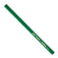 LYRA – Crayon de maçon 331 – qualité professionnelle – forme ovale