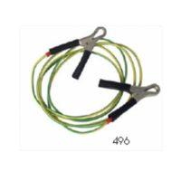 Câble de mise à la terre pour mètre à ruban pour réservoirs
