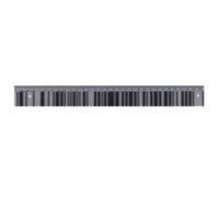 Mire de précision à code-barre – Leica DNA – 30 cm