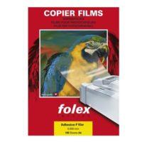 FOLEX – Adhésif Film Clear – 0.050 mm – A4