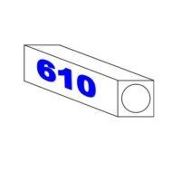 PRC175 – PrintPRO – Papier pour traceur – «avec couche barrière» – 180 gm2 – 610 mm x 30 m