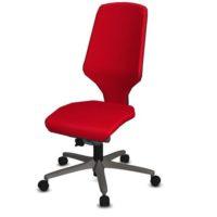 GIROFLEX – Chaise de bureau modèle 64 – ROUGE