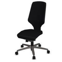GIROFLEX – Chaise de bureau modèle 64 – NOIR