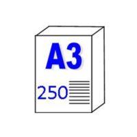 Papier pour traceur et Imprimante «résistant à l'eau» 90gm2 – A3