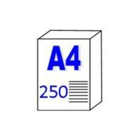 Papier pour traceur et Imprimante «résistant à l'eau» 90gm2 – A4