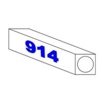 PRC175 – PrintPRO – Papier pour traceur – «avec couche barrière»- 180 gm2 – 914 mm x 30 m