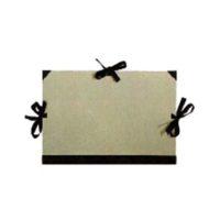 Cartable à dessin en carton gris – 78 x 103 cm
