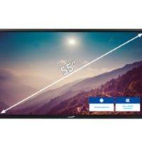 ETX Touchdisplay – ETX 5520 – 55″ noir – Legamaster