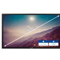 Écran tactile ETX-6520 PLUS 65″ – Legamaster