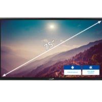 Écran tactile ETX-7520 PLUS 75″ – Legamaster
