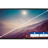 Écran tactile ETX-8620 PLUS 86″ – Legamaster