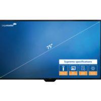 Écran tactile interactif SUPREME SUP-7500 – 75″ – Legamaster