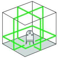 Laserliner- Laserliner- ClassicLiner Green 8P