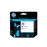HP – Tête d'impression No. 72 – magenta / cyan – 130 ml