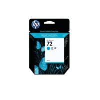 HP – Cartouche d'encre No. 72 – cyan – 69 ml