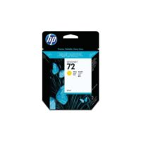 HP – Cartouche d'encre No. 72 – jaune – 69 ml
