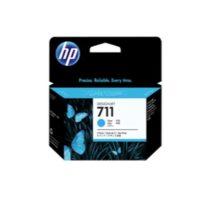 HP – Cartouche d'encre No. 711 – cyan – 3 x 29 ml