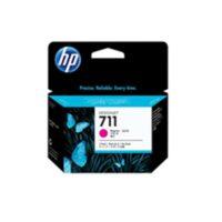 HP – Cartouche d'encre No. 711 – magenta – 3 x 29 ml