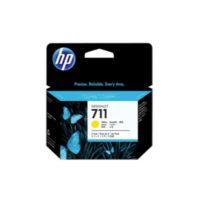 HP – Cartouche d'encre No. 711 – jaune – 3 x 29 ml