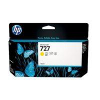 HP – Cartouche d'encre 727 – jaune – 130 ml