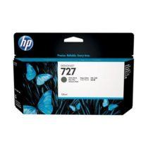 HP – Cartouche d'encre 727 – noir mat- 130 ml