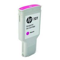 HP – Cartouche d'encre 727 – magenta – 300 ml