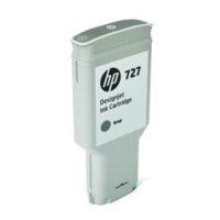 HP – Cartouche d'encre 727 – gris – 300 ml
