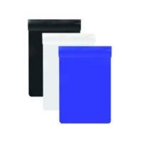 DESTOCKAGE – ECOBRA plaque à écrire en plastique A4 – BLANC