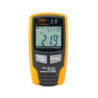 GeoFennel – FHT 70 DataLog – Enregistrement température