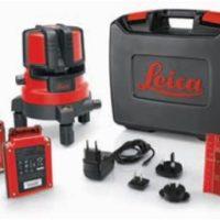 Leica – Laser à points et lignes LINO – L4P1