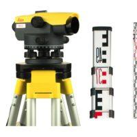 Leica niveaux optiques automatiques NA320 – SET – PROMOTION