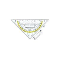Équerre géométrique 16 cm – 180°