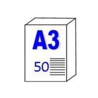 Films Polyester «BACKLIT» BLF 125µ – en format – A3