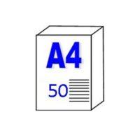 Films Polyester «BACKLIT» BLF 125µ – en format – A4
