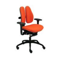 DUO-BACK – Chaise de bureau modèle duo-back 11