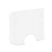EXACOMPTA – Mur hygiénique Exascreen – Verre acrylique 95 x 68 cm