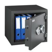 Coffre-fort de meubles série Graphit 3 E / VdS I – avec serrure électronique