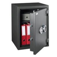 Coffre-fort de meubles série Graphit 5 E / VdS I – avec serrure électronique