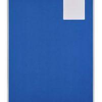 MAGNETOPLAN – Séparation d'une pièce felt – 1200 x 1800 mm bleu