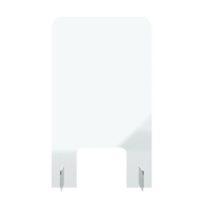 MAGNETOPLAN – Mur hygiénique 850 x 500 mm – Verre acrylique