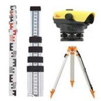 Leica – Niveau automatique de chantier NA 532 SET B