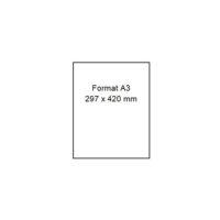 Papier Photo pour traceur et imprimante – PMC 180FD – A3