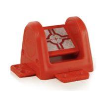 Point de visée réflecteur pivotable (RS183) – Rouge