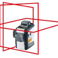 Laserliner – Laer croix et lignes – SuperPlane-Laser 3D PRO